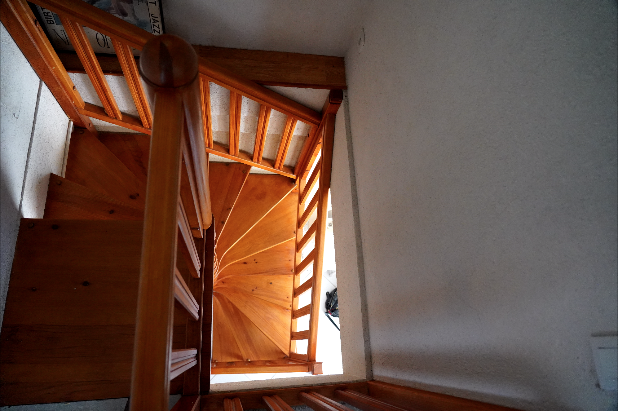 stairs holiday home france